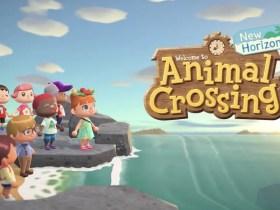 Animal Crossing: New Horizons Logo