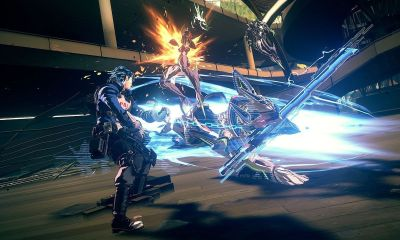 Astral Chain E3 2019 Screenshot
