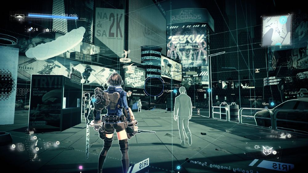 Astral Chain E3 2019 Screenshot 10