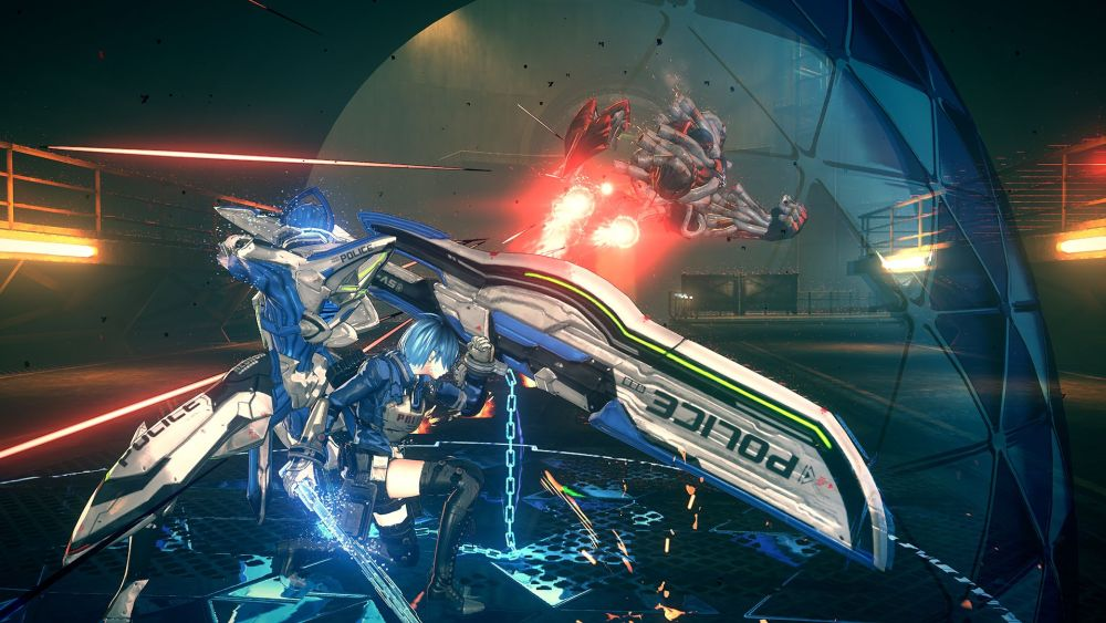 Astral Chain E3 2019 Screenshot 3