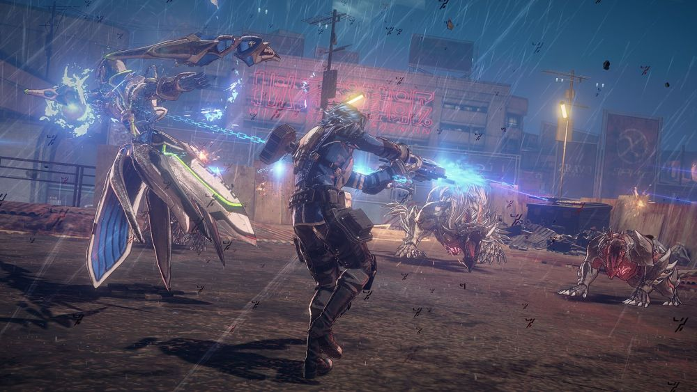 Astral Chain E3 2019 Screenshot 7