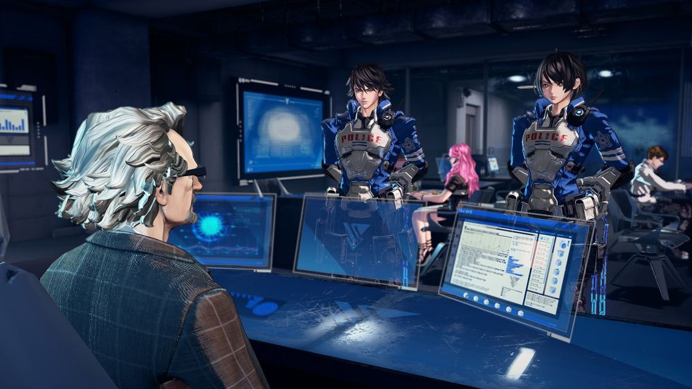 Astral Chain E3 2019 Screenshot 9