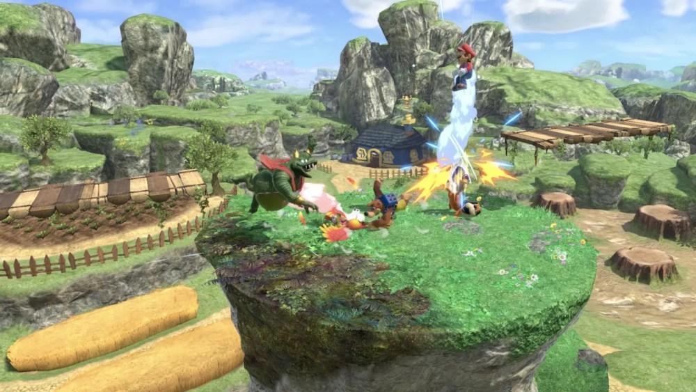 Banjo And Kazooie Super Smash Bros. Ultimate Screenshot 2