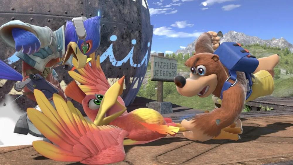 Banjo And Kazooie Super Smash Bros. Ultimate Screenshot 4