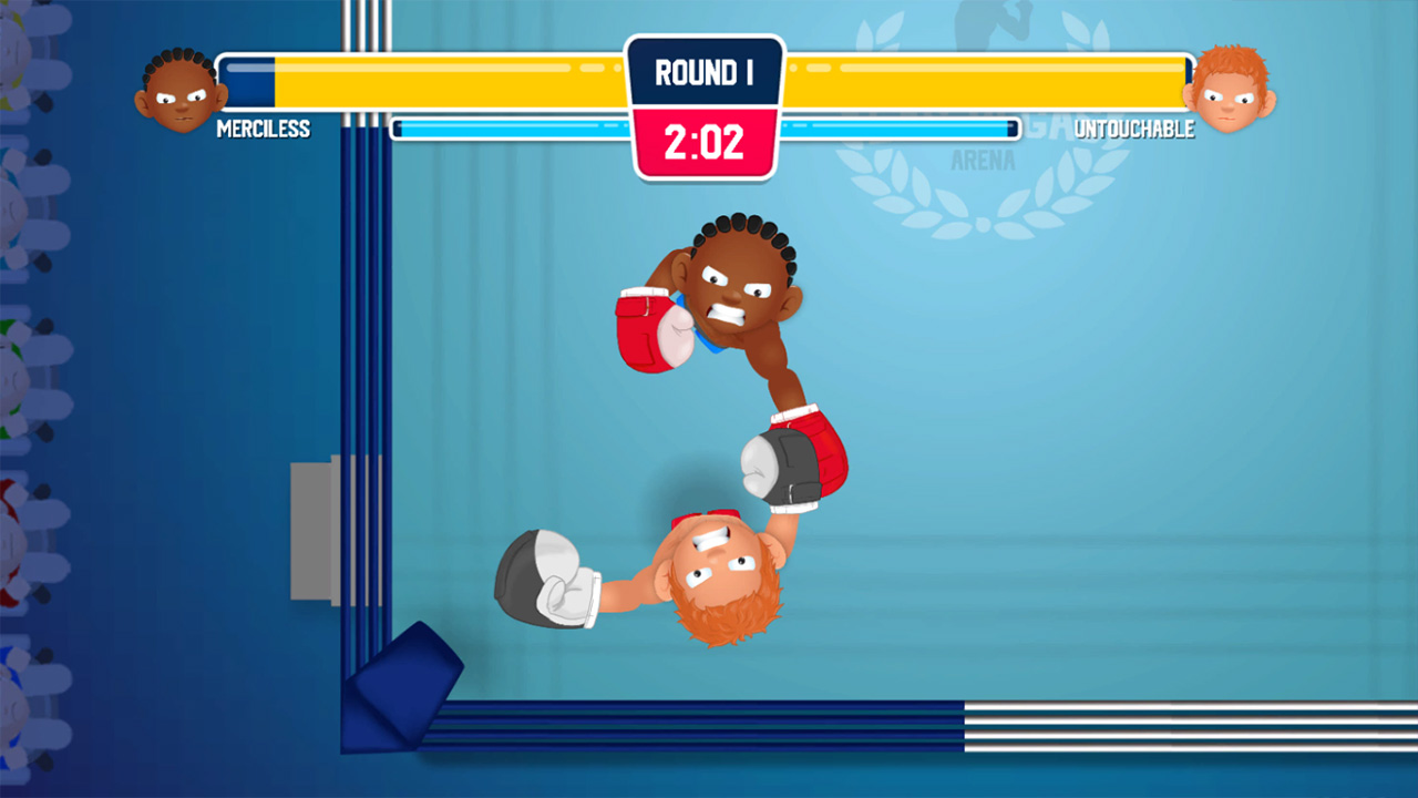 Boxing Champs Screenshot