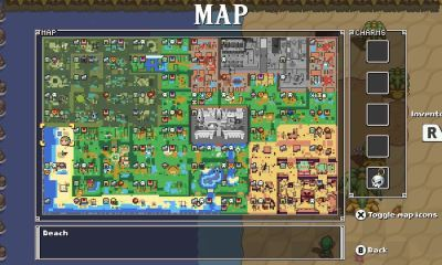 Cadence Of Hyrule Deku Seed Locations Map Screenshot