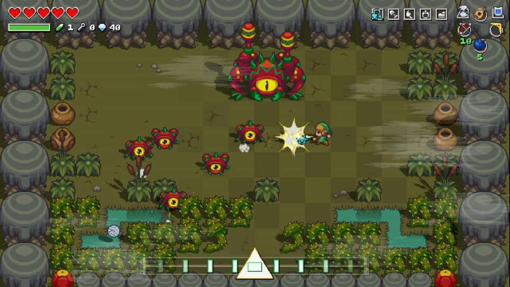 Cadence of Hyrule E3 2019 Screenshot 2