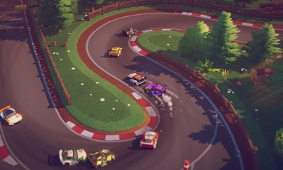 Circuit Superstars Screenshot
