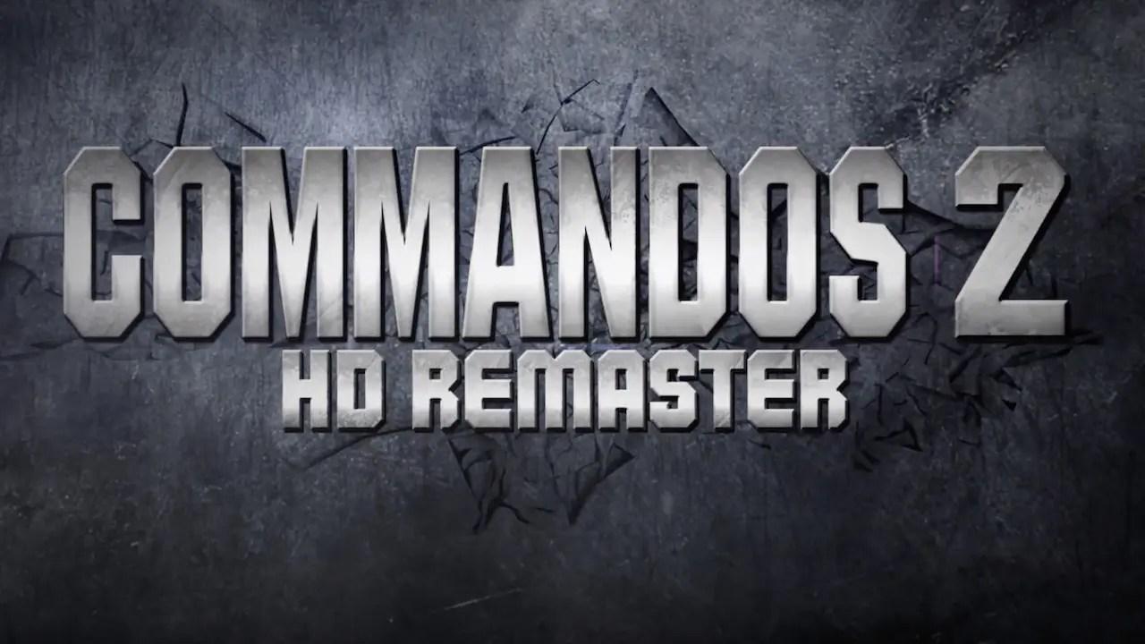 Commandos 2 HD Remastered Image