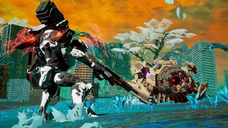 Daemon X Machina E3 2019 Screenshot 1