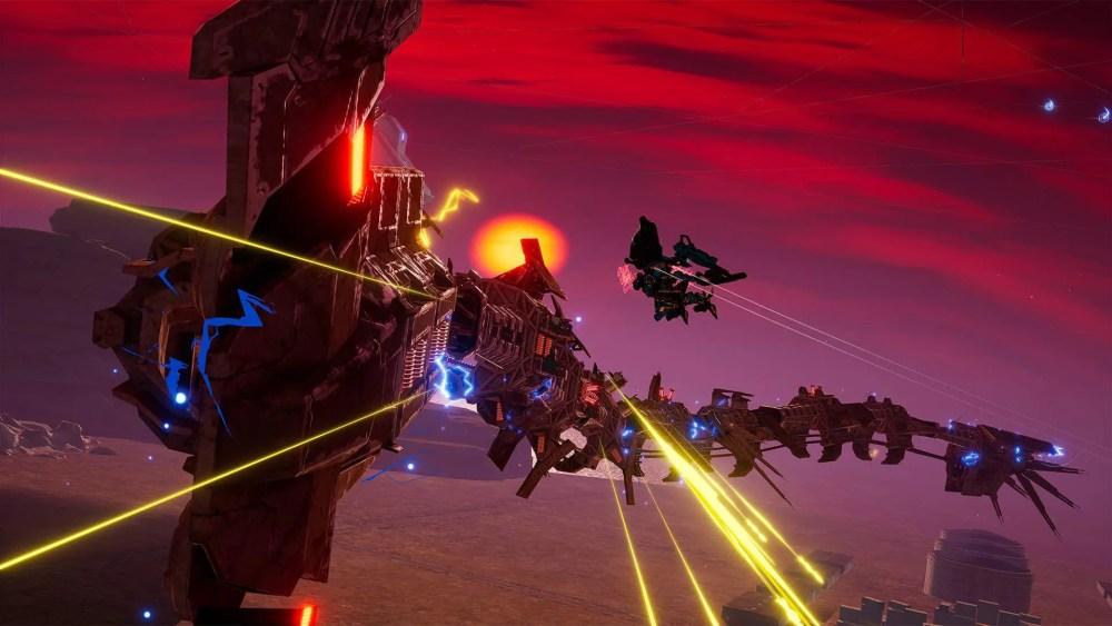 Daemon X Machina E3 2019 Screenshot 10