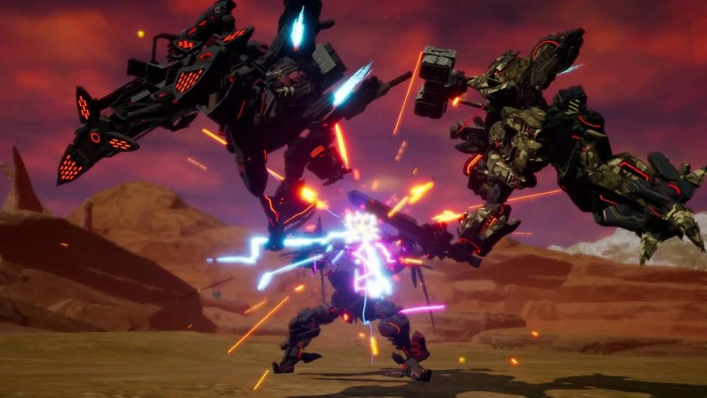 Daemon X Machina E3 2019 Screenshot 5