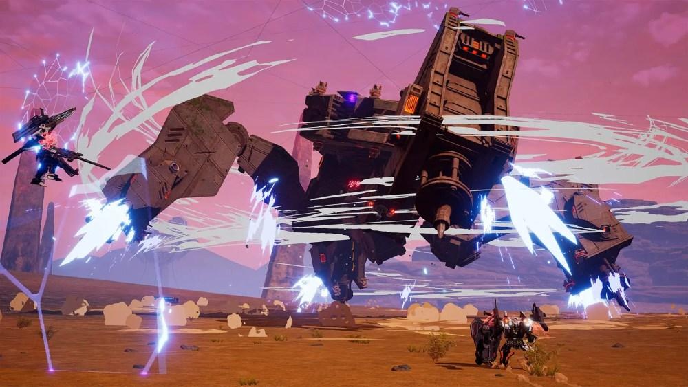 Daemon X Machina E3 2019 Screenshot 9