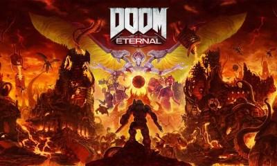 DOOM Eternal Key Art