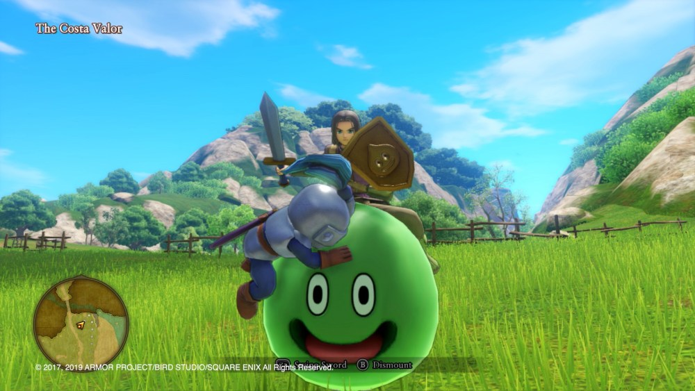 Dragon Quest XI S: Echoes of an Elusive Age Definitive Edition E3 2019 Screenshot 4