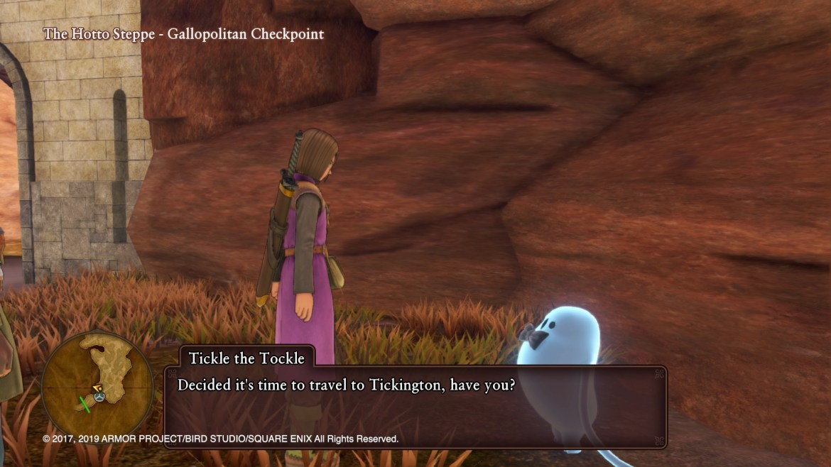 Dragon Quest XI S: Echoes of an Elusive Age Definitive Edition E3 2019 Screenshot 6