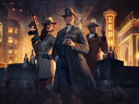 Empire Of Sin E3 2019 Key Art