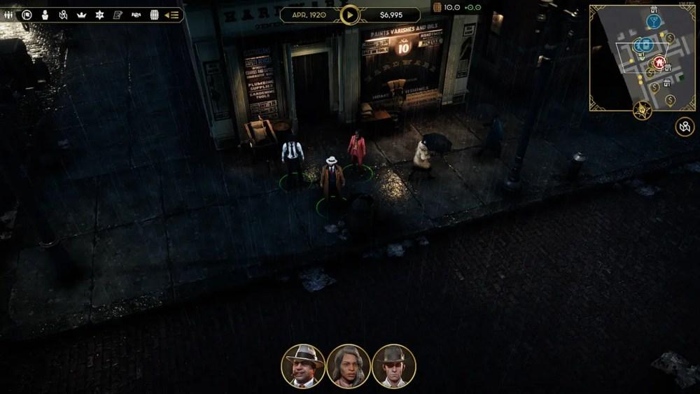 Empire of Sin E3 2019 Screenshot 1
