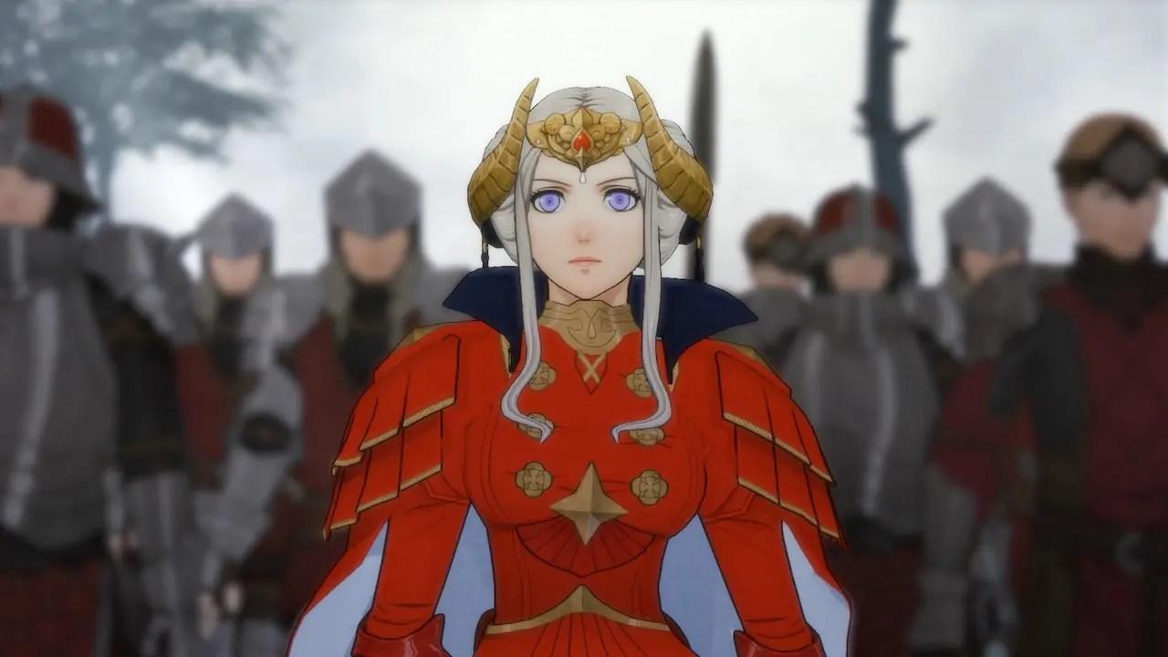 Fire Emblem: Three Houses E3 2019 Screenshot