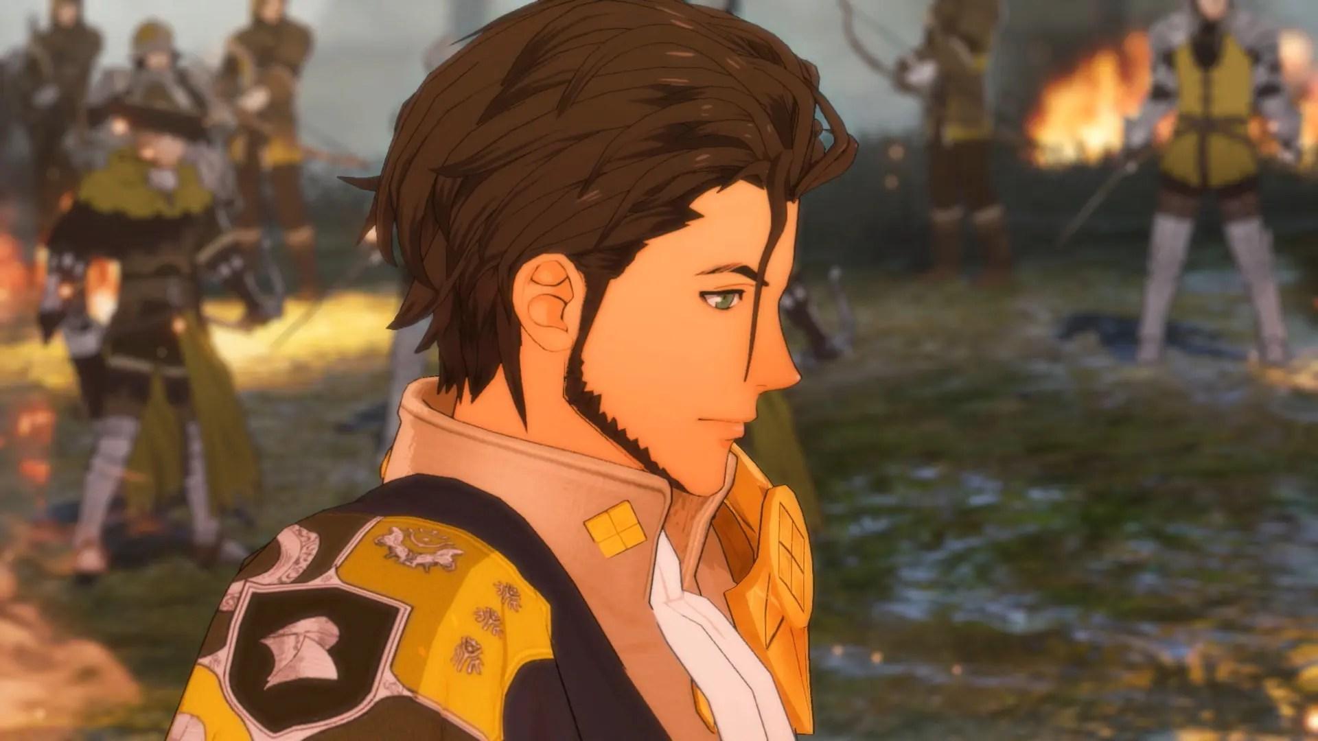 Fire Emblem: Three Houses E3 2019 Screenshot 13