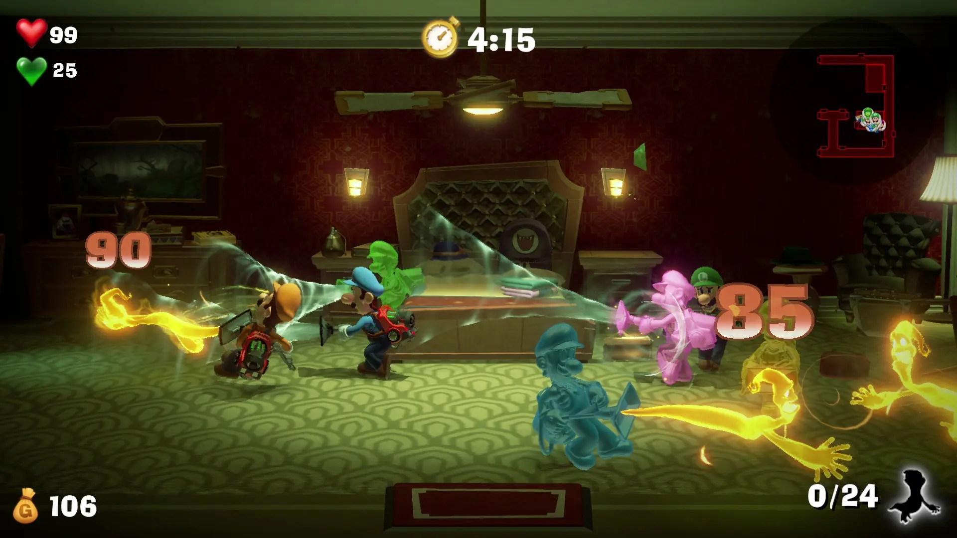 Nintendo InsiderNext Level Games Behind Luigi's Mansion 3 On Nintendo Switch