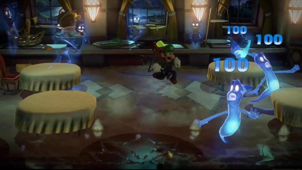 Luigi's Mansion 3 E3 2019 Screenshot 9