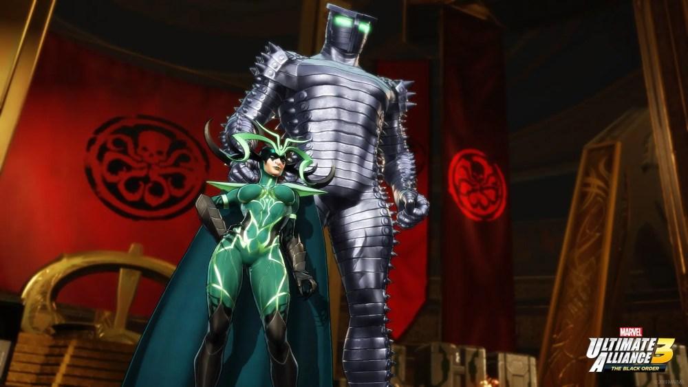 Marvel Ultimate Alliance 3: The Black Order E3 2019 Screenshot 12