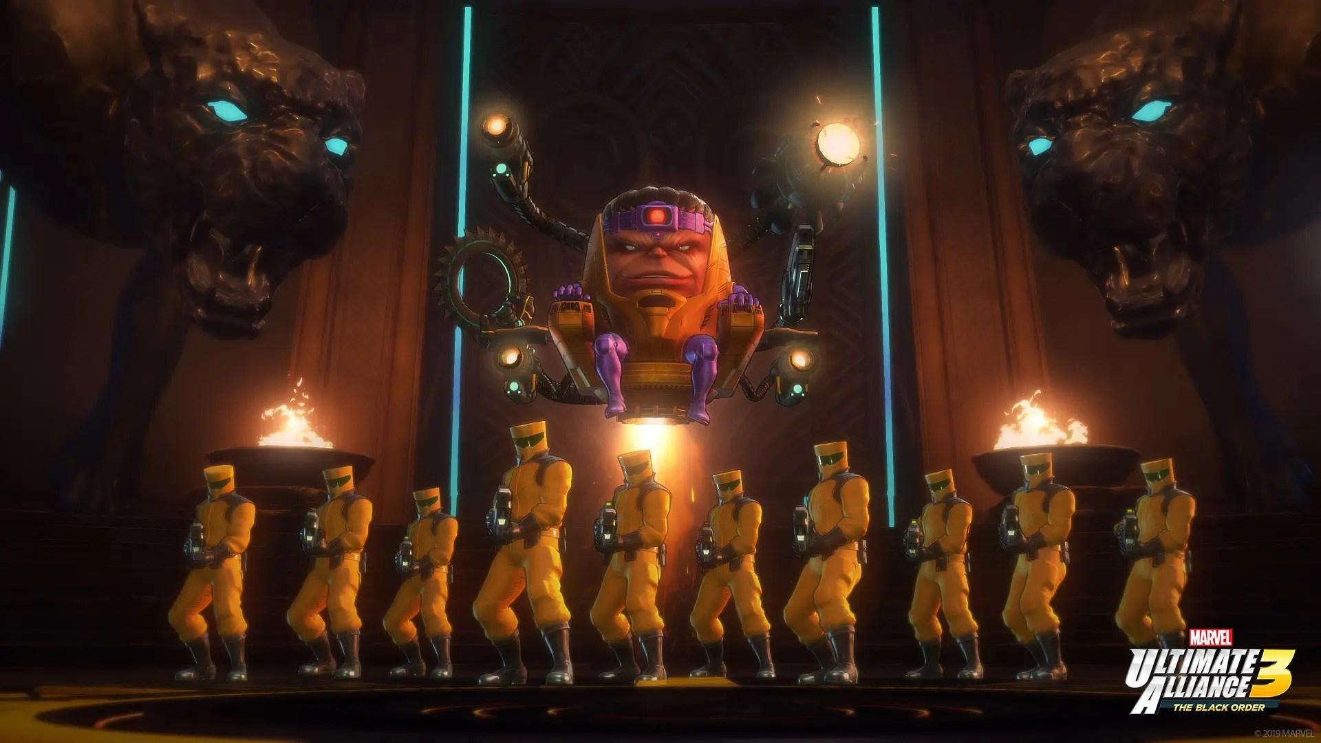 Marvel Ultimate Alliance 3: The Black Order E3 2019 Screenshot 16