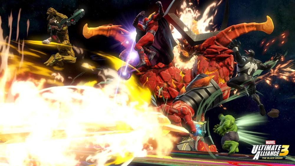Marvel Ultimate Alliance 3: The Black Order E3 2019 Screenshot 17