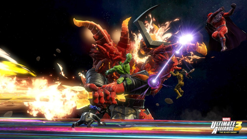 Marvel Ultimate Alliance 3: The Black Order E3 2019 Screenshot 19