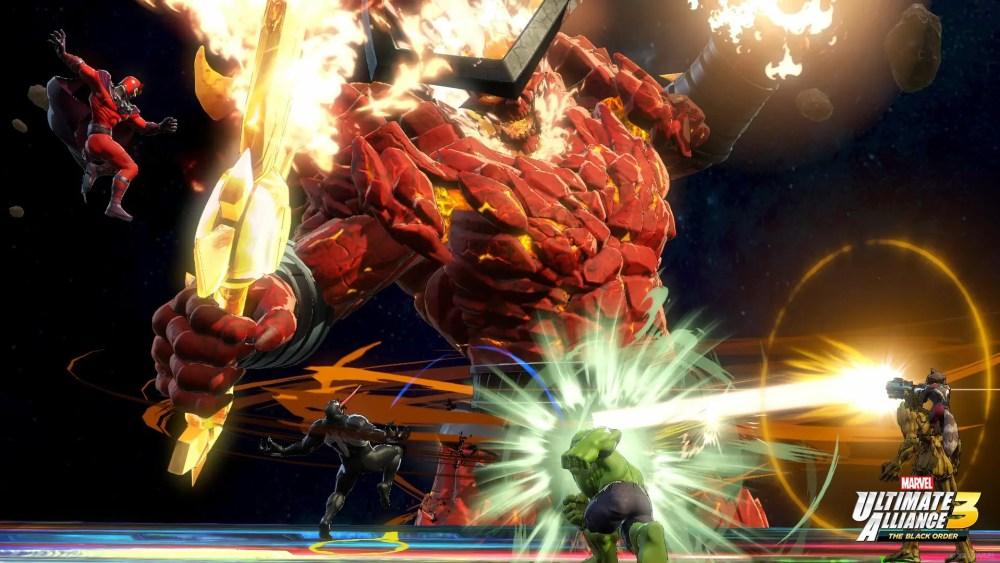 Marvel Ultimate Alliance 3: The Black Order E3 2019 Screenshot 20
