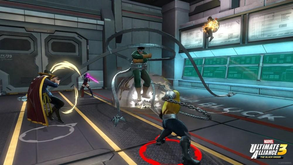 Marvel Ultimate Alliance 3: The Black Order E3 2019 Screenshot 4