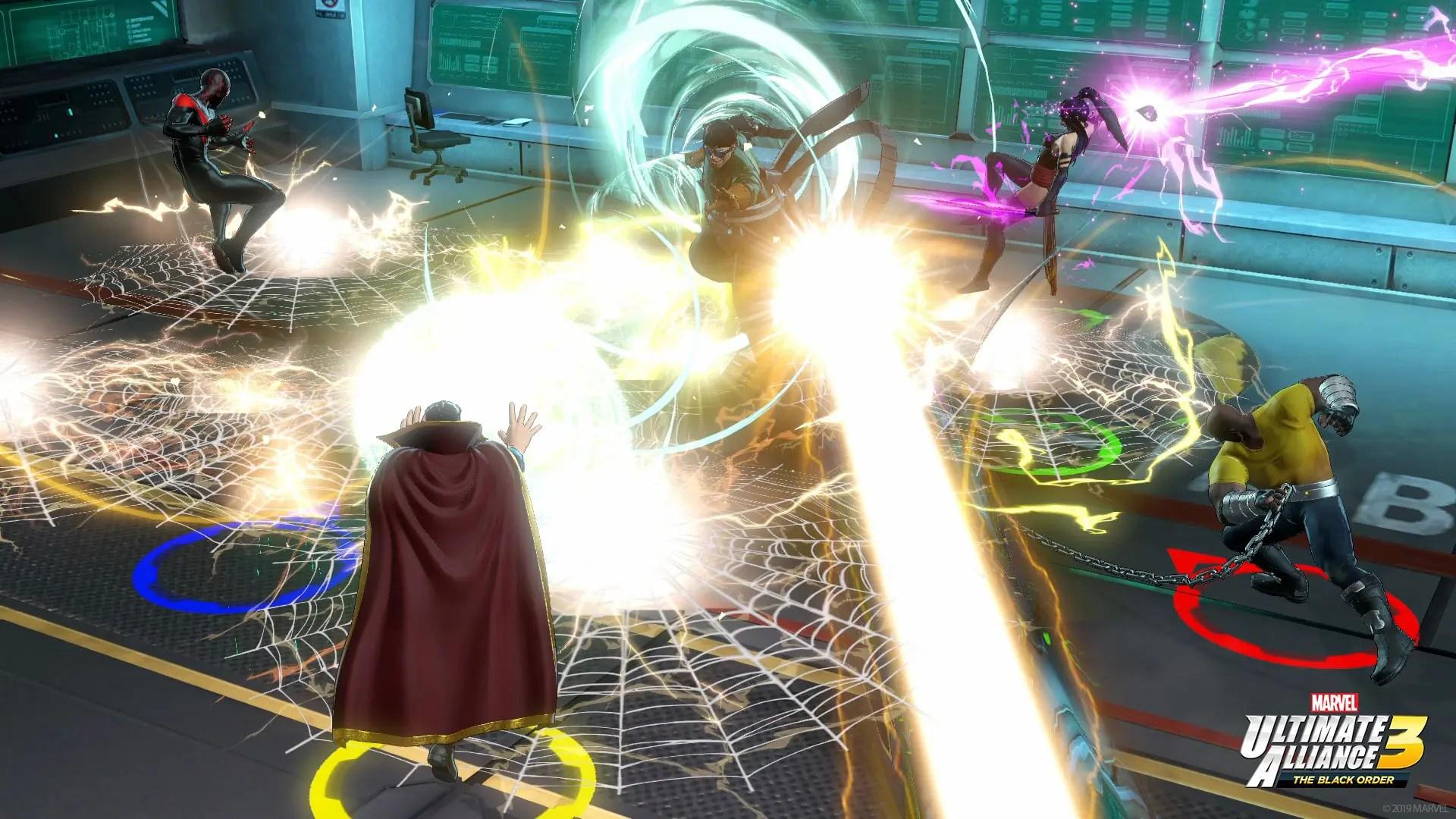 Marvel Ultimate Alliance 3: The Black Order E3 2019 Screenshot 5