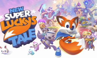New Super Lucky's Tale E3 2019 Key Art