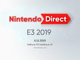 Nintendo Direct E3 2019 Logo