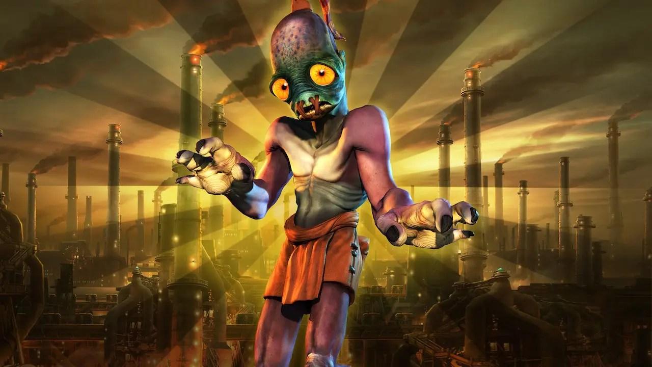Oddworld: New 'n' Tasty Review Header