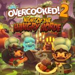 Overcooked! 2: Night of the Hangry Horde Key Art