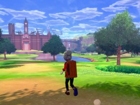 Pokémon Sword And Shield Wild Area Screenshot