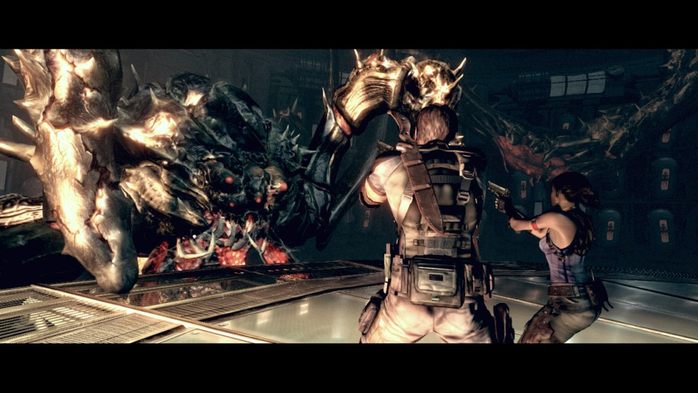 Resident Evil 5 Nintendo Switch Screenshot 1