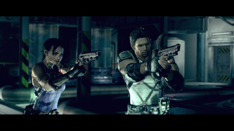 Resident Evil 5 Nintendo Switch Screenshot 3