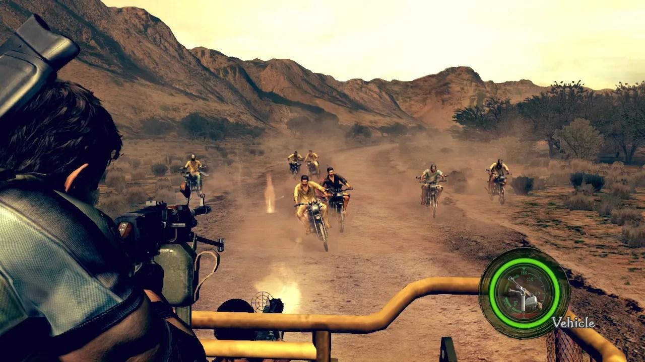 Resident Evil 5 Nintendo Switch Screenshot 4