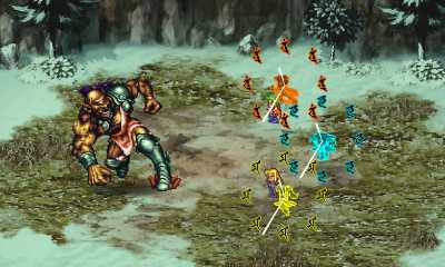 Romancing SaGa 3 E3 2019 Screenshot