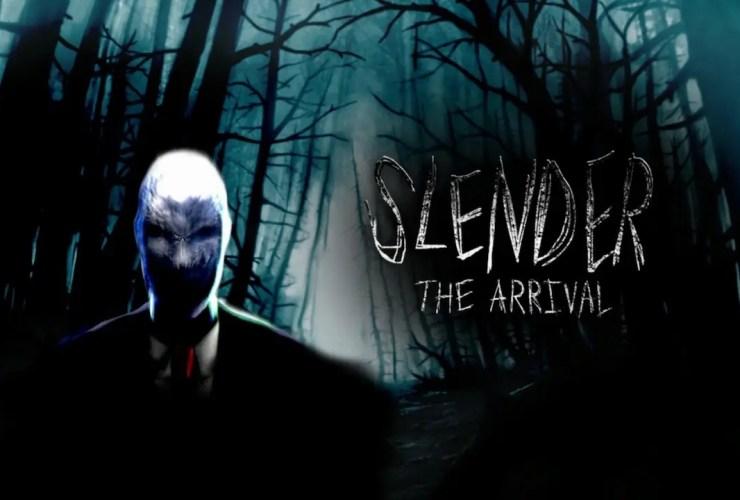 Slender: The Arrival Review Header