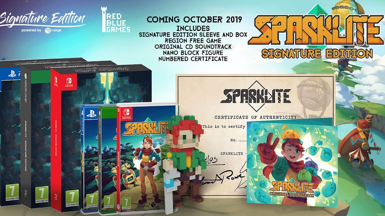 Sparklite Signature Edition Photo