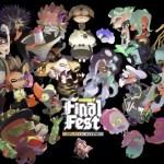 Splatoon 2 Final Fest Splatocalypse Key Art