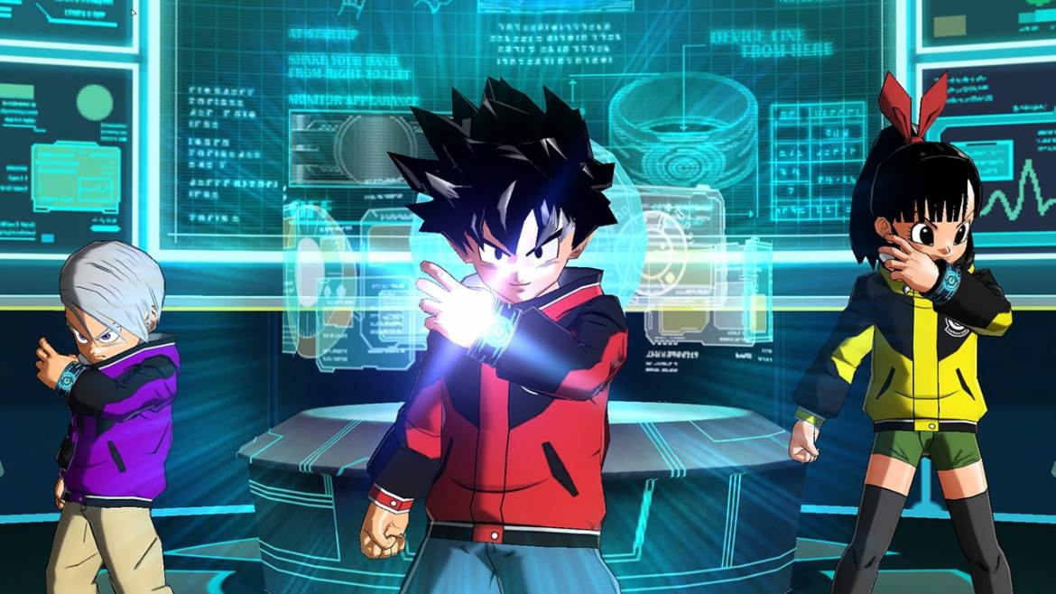 Super Dragon Ball Heroes World Mission Review Screenshot 1