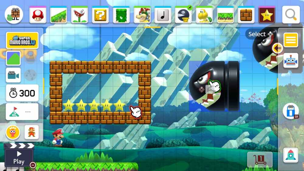 Super Mario Maker 2 Preview Screenshot 5