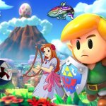 Super Smash Bros. Ultimate Link's Awakening Spirit Board Event Image