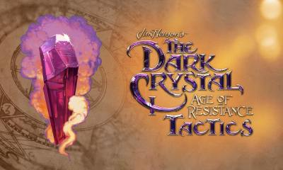 The Dark Crystal: Age Of Resistance Tactics Logo