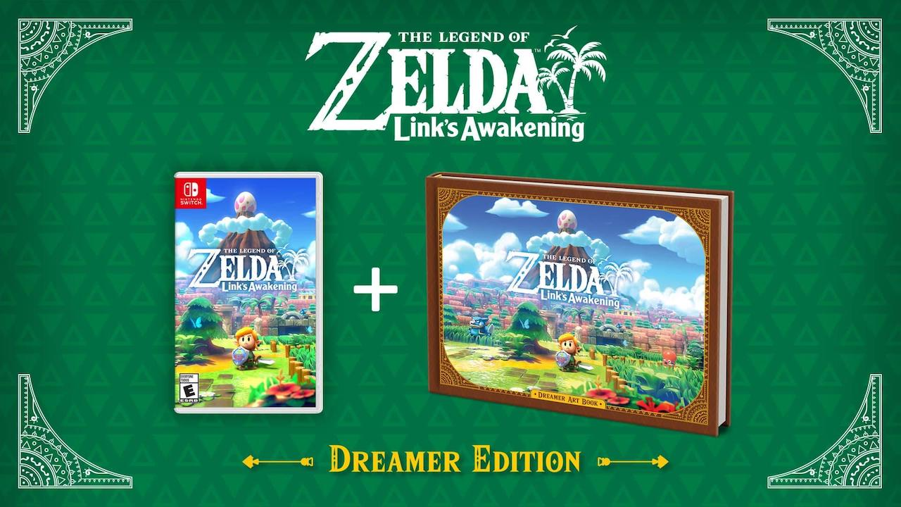 The Legend Of Zelda: Link's Awakening Dreamer Edition Image